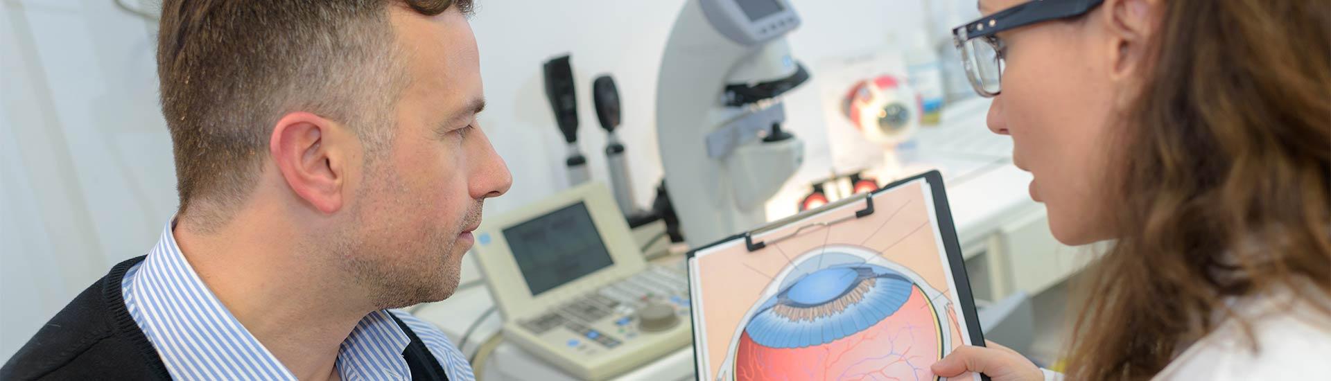 Glaucoma Info Slider
